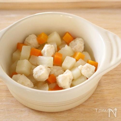 離乳食 豆腐