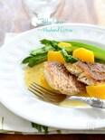 〜レモン香るさっぱりソース〜白身魚のソテーレモンバターソース