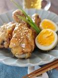 鶏手羽元の甘辛炒め煮