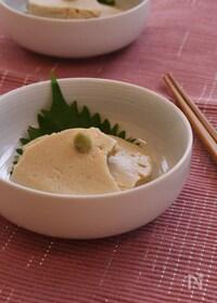 『濃厚 ごま豆腐。』