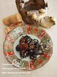 デーツと黒豆の塩昆布マリネ