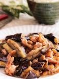 おかわりがとまらない♡豚バラ肉と茄子の旨味たっぷり旨味噌炒め