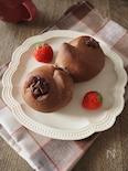 【バレンタインにもおすすめ】チョコチップパン