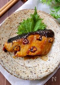 『ご飯に合う♡絶品お魚おかず『ぶりのガーリック醤油ステーキ』』