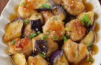 生姜の香りでほっこり旨い!豚こまボールと茄子の和風とろみ出汁