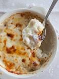 『ほくほくポテトグラタン』#ホワイトソース#オーブン
