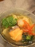 具だくさん海鮮スープ