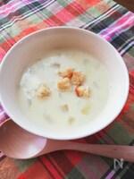 優しい味で朝食にぴったり☆コーンクリーム缶でコーンスープ