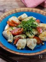 夏場にオススメ♪さっぱり旨い『鶏むね肉の柚子こしょう焼き』