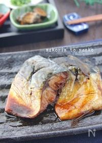『簡単!お惣菜屋さんの味*鯖の甘辛醤油煮 』