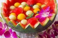 夏のパーティーにもぴったり!子どもが喜ぶフルーツポンチの作り方