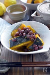 冬至に作ろう♪かぼちゃと小豆のいとこ煮
