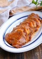 作り置きに!パインとキウイの酵素で柔らか!絶品煮豚