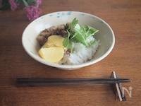 シンプルレシピ・基本のルーロー飯