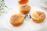 ワンボウルde簡単♡のび〜るチーズケーキ