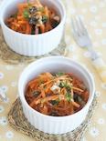 【デリ風サラダ】作り置きOK!にんじんの鮮やかマリネ