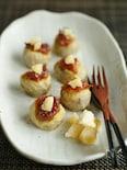 里芋のパルミジャーノ味噌田楽