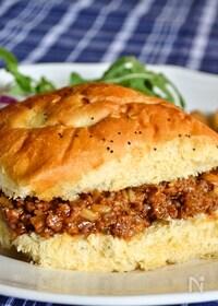 『スロッピージョー アメリカの家庭料理 ハンバーガーより美味!』