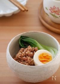 『万能調味料で作る台湾家庭料理の味魯肉飯』