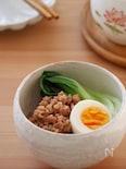 万能調味料で作る台湾家庭料理の味魯肉飯