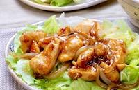 2段階マヨでしっとり柔らか♡『鶏むね肉の照りマヨチキン』