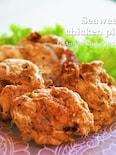 簡単お弁当おかず★【海苔の佃煮でしっとり鶏のピカタ】