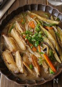 『【オイ味噌の濃く】手羽中と彩り野菜のとろ旨あんかけ #中華風』