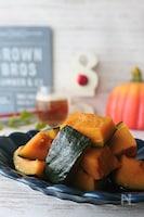 簡単手作りだしパックで♪本格かぼちゃの煮物