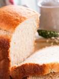 HBに材料を入れるだけ♡食物繊維たっぷり♪オートミール食パン