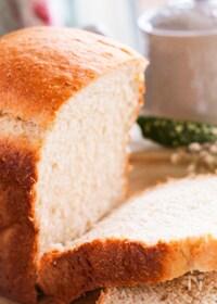 『HBに材料を入れるだけ♡食物繊維たっぷり♪オートミール食パン』