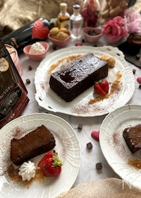 『イタリアの濃厚チョコレートプリン「ボネッ」で大人バレンタイン』