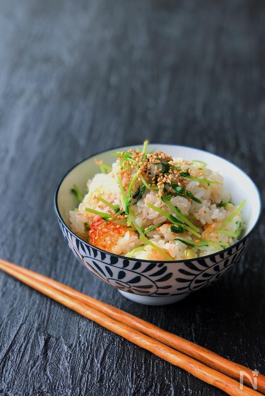 ツナを使った人気の炊き込みご飯20選。めんつゆ使用の簡単レシピも必見!の画像