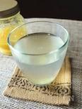 塩レモンの自家製スポーツドリンク