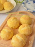 材料2つ!ふんわり素朴なお豆腐パン☆子供と作れる簡単レシピ♪