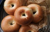 【栁川さん家のパンのある生活~第7回~】子どもでも食べやすいベーグル