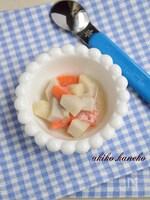 【離乳食】里芋の甘酒煮