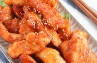 鶏むね肉で美味しく節約!ヤンニョムチキン♪