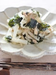 大根とツナの中華サラダ