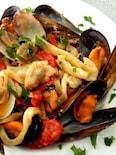 魚貝のシャラティエッリ