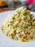 スプーンで食べるサラダ♪『キャベツとコーンの鯖缶サラダ*』