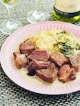 塩豚と白菜のコトコト煮