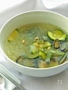 *あさりと春雨のスープ*
