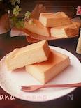 1番簡単♪きび砂糖と豆乳のシフォン♪