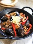 コクと旨味が凝縮★ご飯がすすむ茄子と豚肉の旨味噌煮
