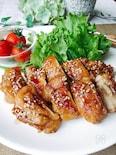 鶏肉の唐揚げ✧甘辛タレ