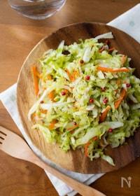 『『さっぱり。コールスロー』#作り置き#野菜たっぷり』