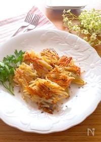 『簡単♪魚嫌いも食べられる‼️激旨♡魚のカリシャキポテト衣焼き』