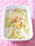 ラーパーツァイ(辣白菜) 作り置きレシピ 中華のお惣菜