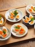 簡単味玉、身近な調味料で手軽に作る!
