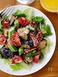 『さっぱり!彩り夏野菜のマリネサラダ』#簡単#クミンシード